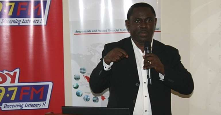 ProCredit-Joy FM holds business forum