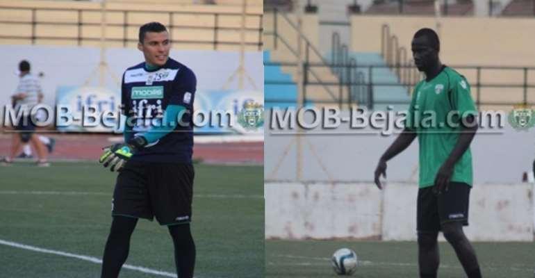 Chamseddine Rahmani and Mouhamed Ndoye