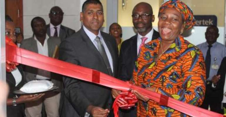 Oracle opens regional operations office in Ghana