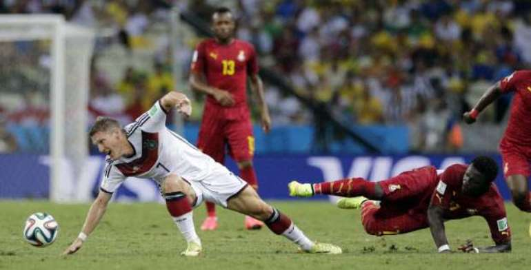 Laugh out Loud: Sulley Muntari vs Black Stars: how the fight went