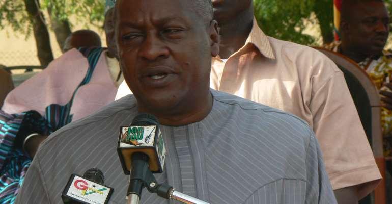 NDC Presidential candidate, why John Mahama?