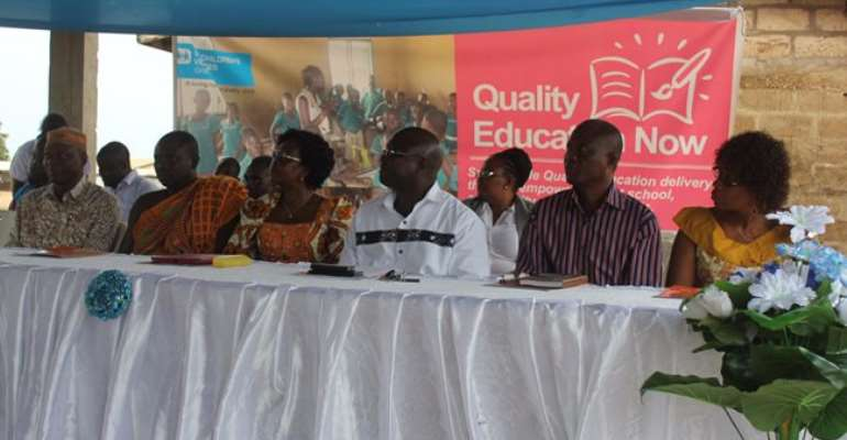 SOS Children's Villages Ghana launches quality education project for public schools