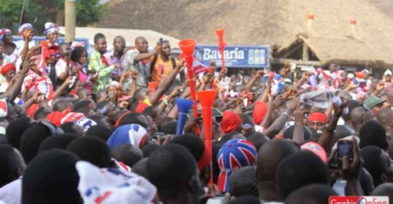 NPP wishes Ghanaians a Merry Christmas (Statement)