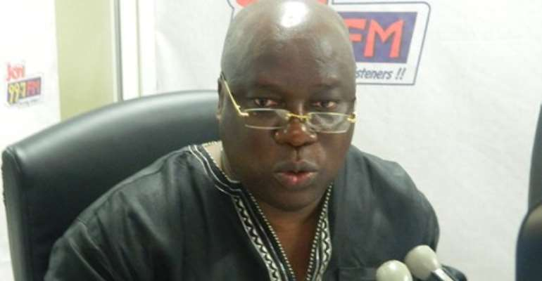 Ade Coker replies Rawlings: delegates are on my side