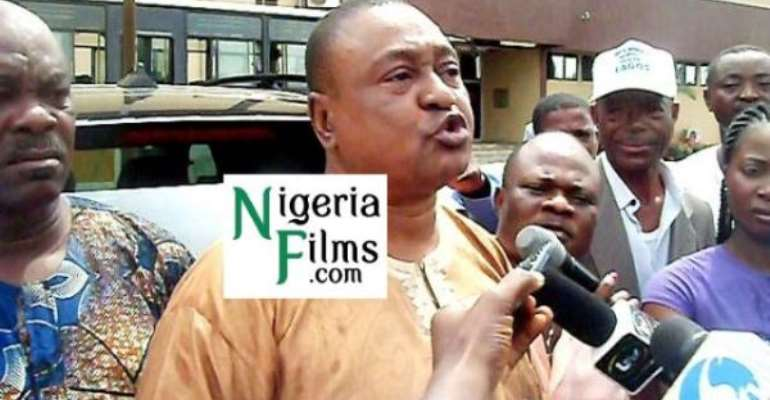 Jide Kosoko, Ashaolu, Fight Dirty Again Over N3b Nollywood Grant