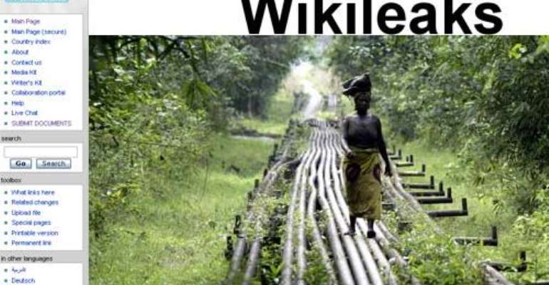 WIKILeaks Cable On Nigeria Reveals Oil Gaint SHELL's grip On The Government