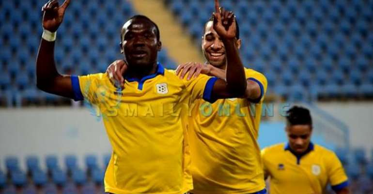 EXCLUSIVE: Ghanaian striker John Antwi's move to Al-Shabab on the verge of collapse over personal terms