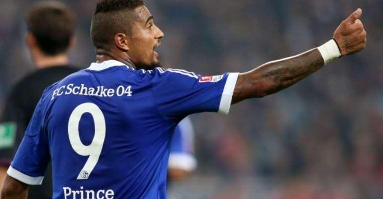 Schalke star Kevin Boateng flop against Real Madrid