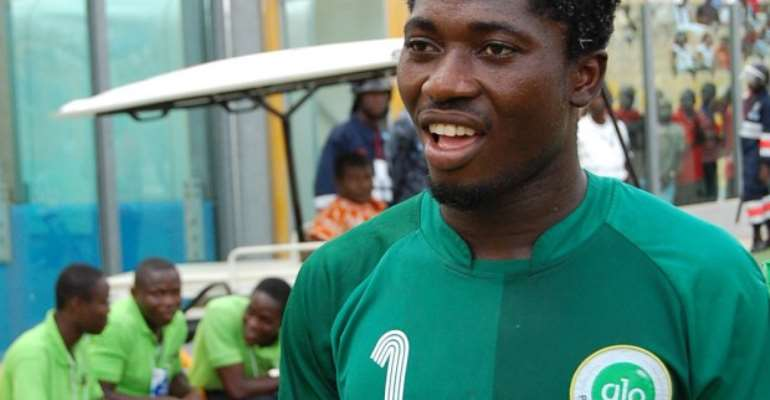Former Hearts of Oak goalie Philemon McCarthy