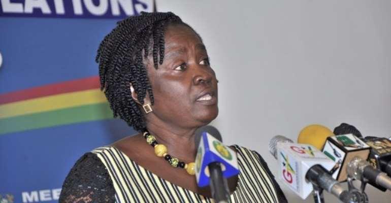 Professor Naana Opoku-Agyemang 2014