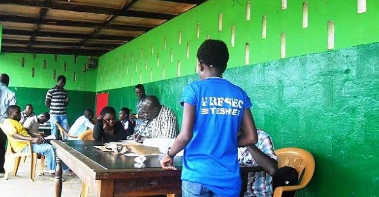 Gunshots Disrupt Extended Limited Voter Registration