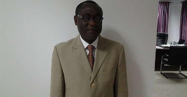 Reverend Ernest Adu-Gyamfi