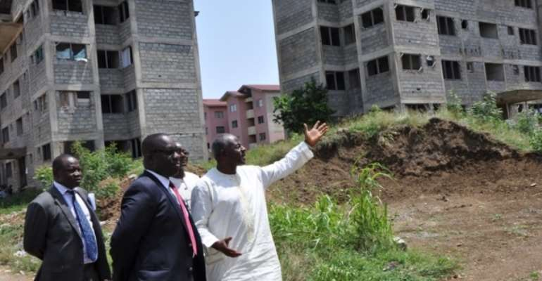 Ghana Housing: Putting the Money Where our Mouths Are