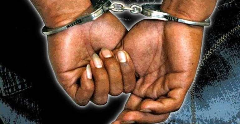 Arrested n