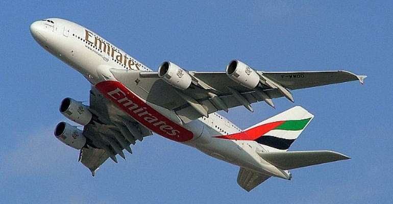 Emirates Airline (Airplane)