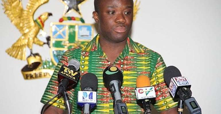 New Voter's Register Baseless, Senseless--Ofosu Kwakye