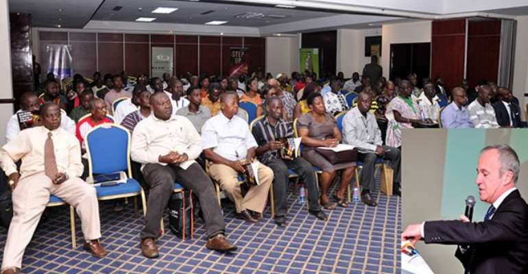 Guinness Ghana shareholders approve GHC 180M rights Issue at 43rd AGM