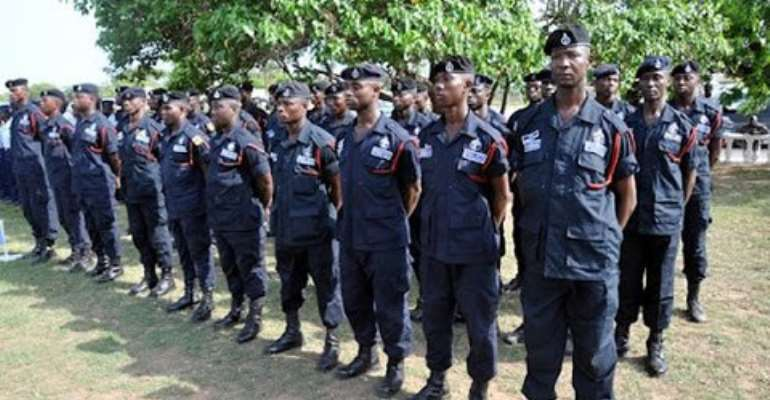 Police begin identification of flash points, training programmes ahead of elections