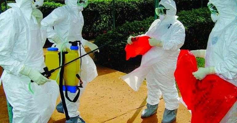 1000 Ebola Survivors In The DRC