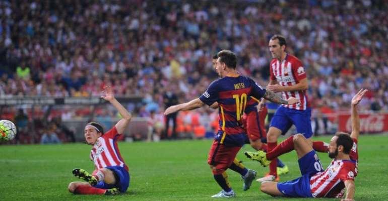 Lionel Messi completes Barcelona comeback against Atletico Madrid