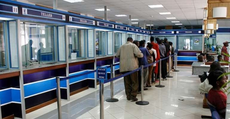 Banks in Osu inconsistent with treatment of customers
