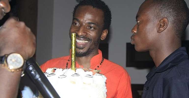 Pictures from 9ice Pre-Birthday Bash, Swe Bar Stand Up!