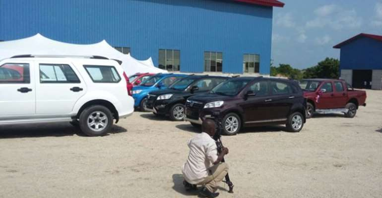 Environment, Science ministry to order Kantanka cars from next month