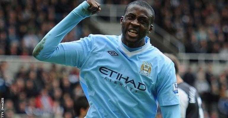 Yaya named Ivory Coast Player of the Year