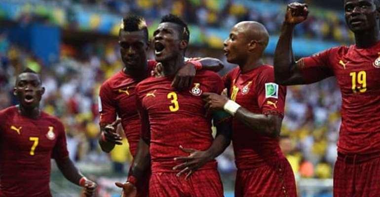 There Is No Gyan-Ayew Confusion In Black Stars