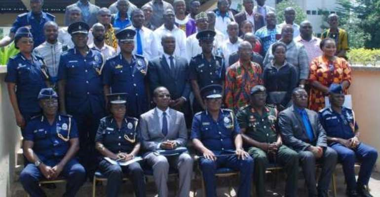 Let's work together to ensure electoral integrity - IGP