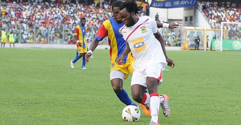 Yahaya Mohammed claims receiving an offer from Hajer Club.