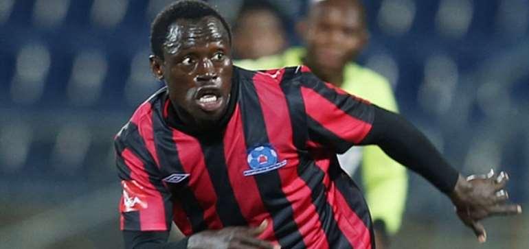 Yakubu Mohammed scored for Maritzburg United