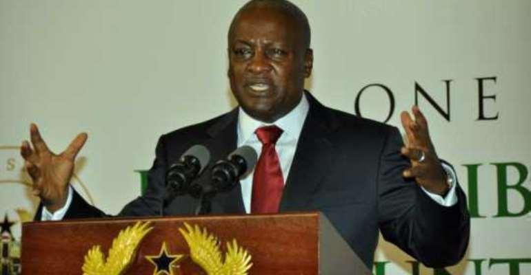 President Mahama inaugurates Presidential Committee