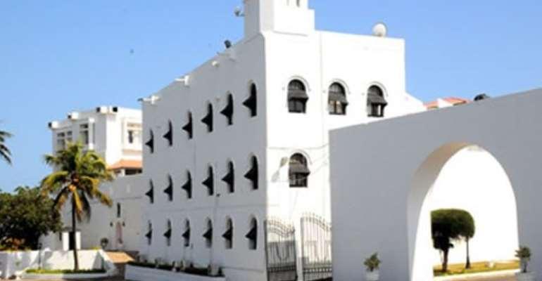 Sea erosion threaten Osu Castle