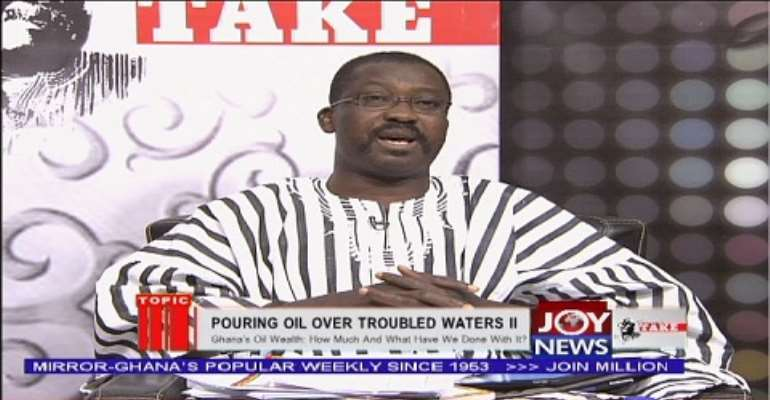 Disbursement of Oil revenue is a matter of policy and common sense - MOFEP