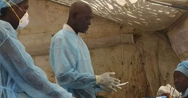 Ebola preparedness in Ashanti dogged by financial difficulties