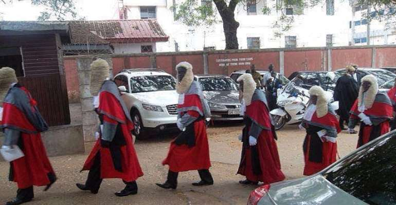 """Lawyers Defending Lawless Judges, Not Plantain """"Stealers"""""""