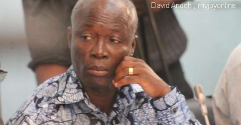 Lantey Vanderpuye Does Not Care About Our Fisherfolk