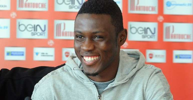 Abdul Majeed Waris was watched by five English Premier League clubs.