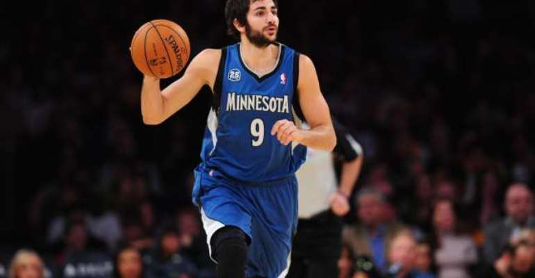 Contract extension: Ricky Rubio sticks with Minnesota Timberwolves