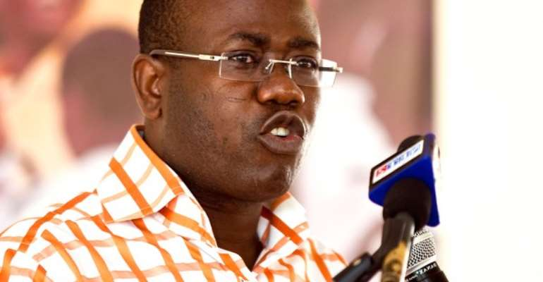 Akufo-Addo Wriggling To Escape From Kwesi Nyantakyi's Pocket