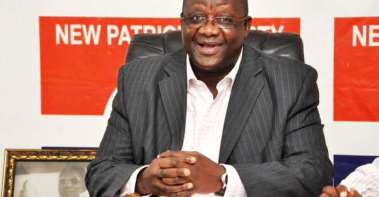 Does He Still Have The Shameless Audacity To Make Noise – Paul Afoko?