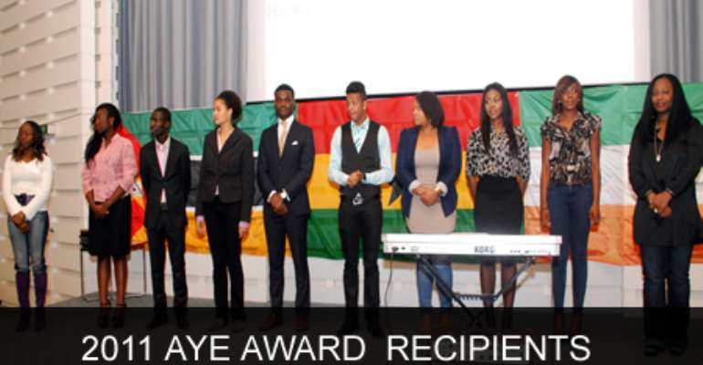 "Hamburg to Host the Prestigious -African Youth Education Award- ""AYE AWARDS"""