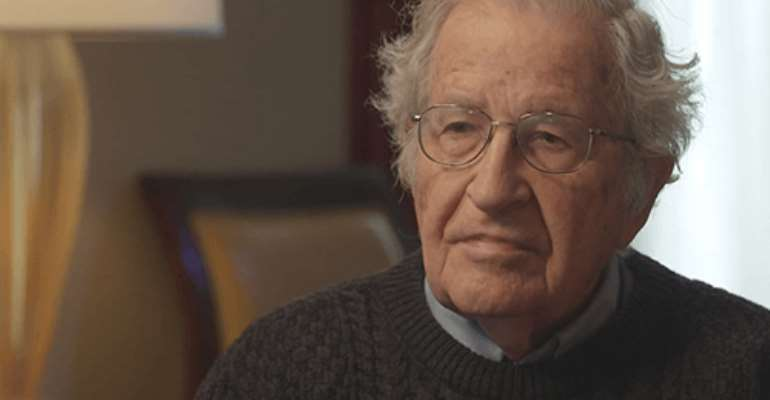 Noam Chomsky On Clinton vs. Sanders