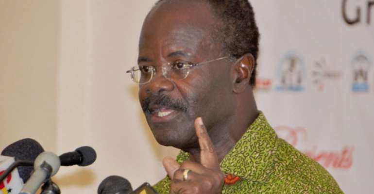 Nduom urges dialogue on fishing harbour project