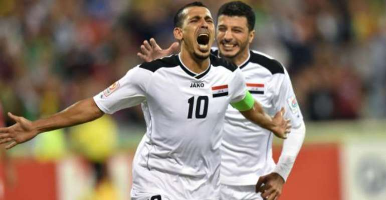 Dreams and Hopes: Iraq captain Younis Mahmoud targeting 2018 World Cup place