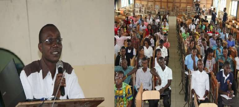 Politicians urged to educate youth on global development