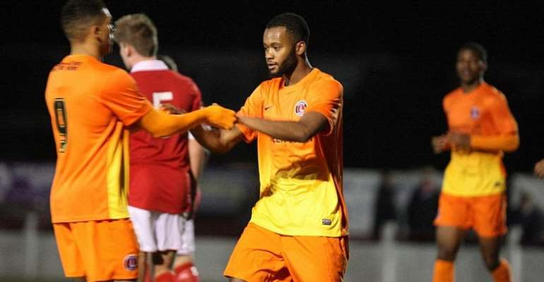 Zak Ansah leaves Charlton Athletic on loan to Plymouth Argyle