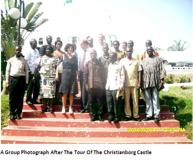 Major Boost For Museums In Ghana