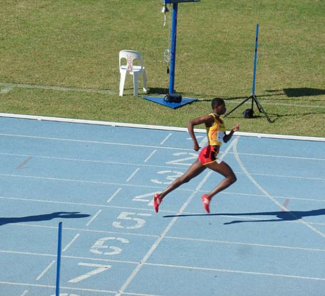 African Youth Games: Janet Mensah Qualifies For 100m Final With 11.98 PB Clocking